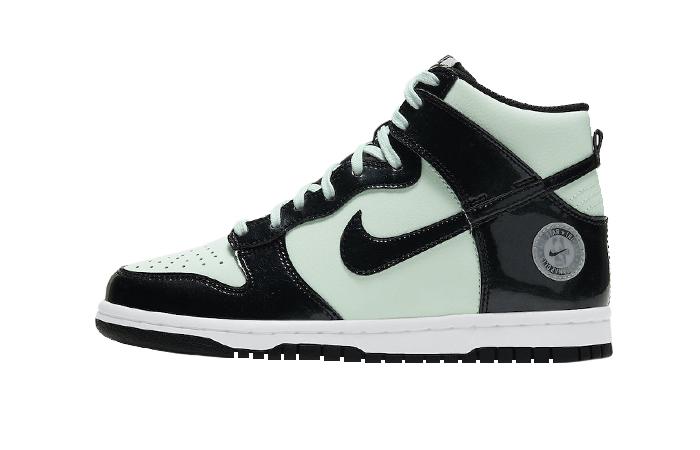 Nike Dunk High All Star Black Barely Green DD1398-300 01