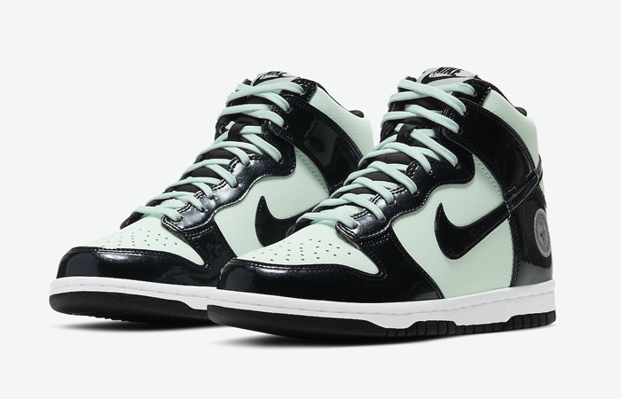 Nike Dunk High All Star Black Barely Green DD1398-300 02