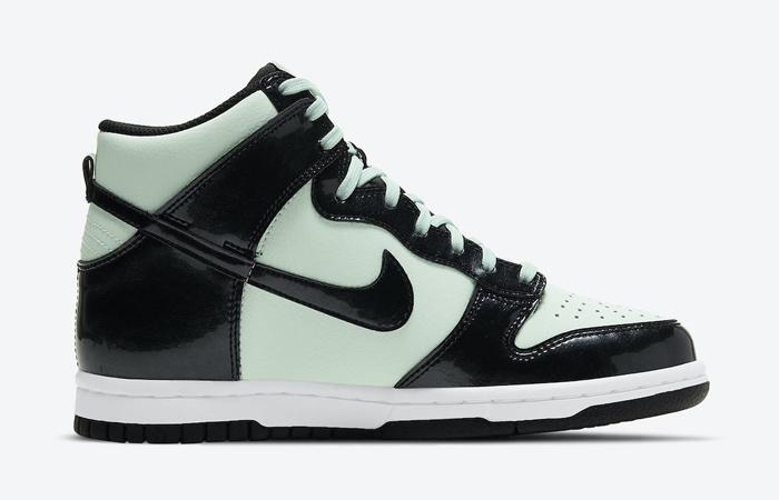 Nike Dunk High All Star Black Barely Green DD1398-300 03