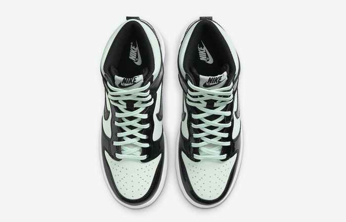 Nike Dunk High All Star Black Barely Green DD1398-300 04