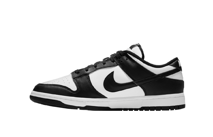 Nike Dunk Low Black White DD1391-100 01