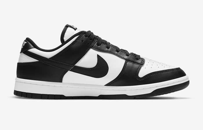 Nike Dunk Low Black White DD1391-100 03