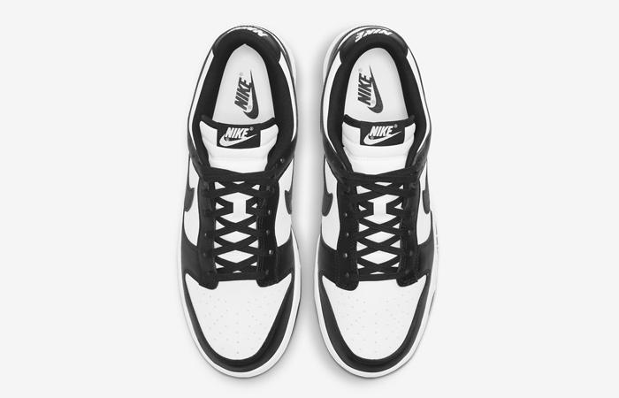 Nike Dunk Low Black White DD1391-100 04