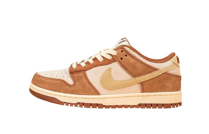 Nike Dunk Low Premium Medium Curry DD1390-100 01