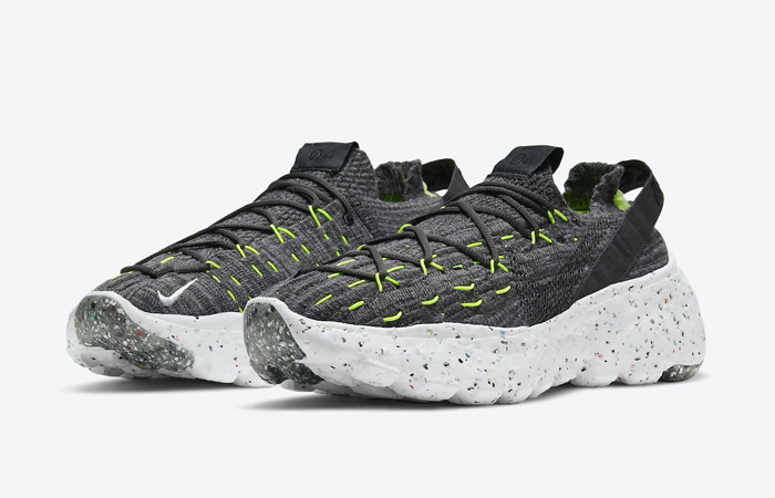 Nike Space Hippie 04 Black Volt Green CZ6398-010 02