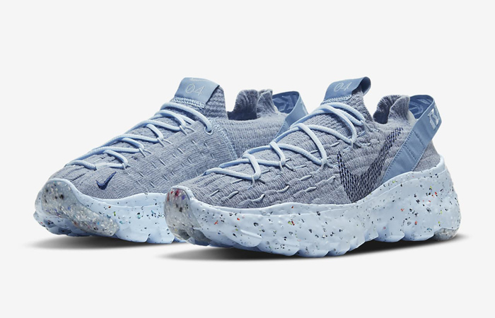 Nike Space Hippie 04 Chambray Blue Womens CD3476-401 02
