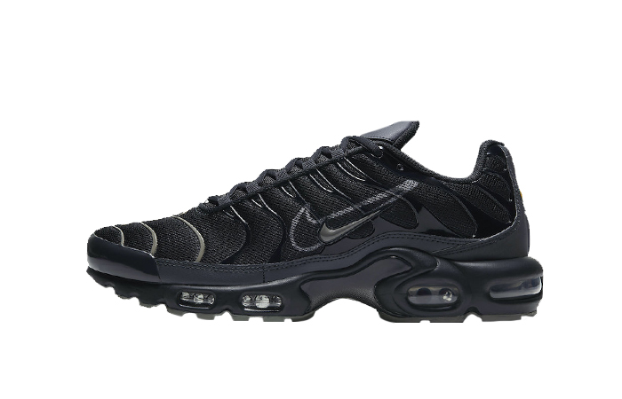 Nike TN Air Max Plus Black Grey DH4100-001 01