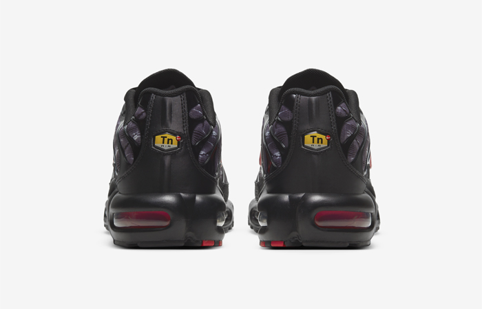 Nike TN Air Max Plus Topography Pack Black Red DJ0638-001 05