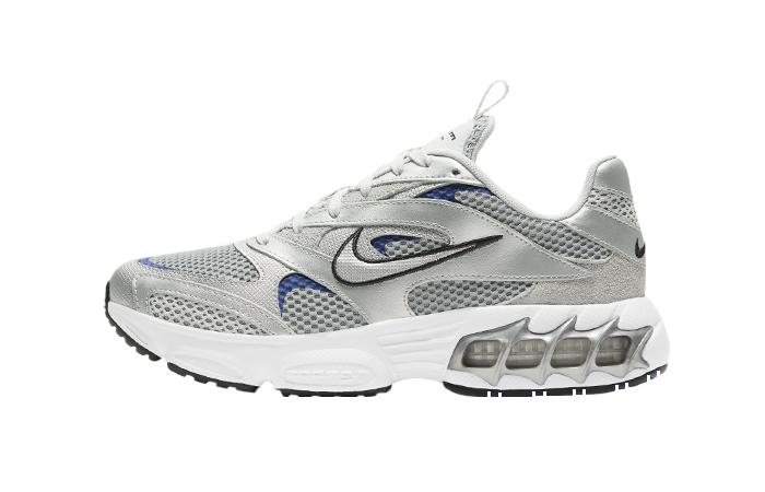 Nike Zoom Air Fire Metallic Silver White Womens CW3876-001 01