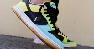 """On Feet Images Of The Upcoming Nike Dunk Low """"Free 99 Pack"""" 05"""