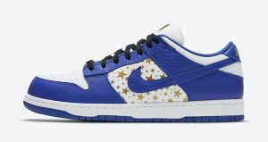 Supreme Nike SB Dunk Low Stars Pack Is Coming In Four Colorways 01