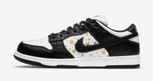 Supreme Nike SB Dunk Low Stars Pack Is Coming In Four Colorways 04
