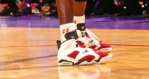 """Take A Closer Look At Air Jordan 6 """"Carmine"""" Features Nike Air On Heel After 30 Years 02"""