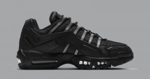 The Nike Air Max 95 NDSTRKT Is Shining In Black 02