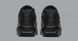 The Nike Air Max 95 NDSTRKT Is Shining In Black 04