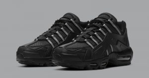 The Nike Air Max 95 NDSTRKT Is Shining In Black