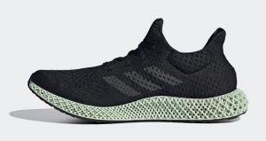 The adidas Futurecraft 4D Black Green Is Coming Out In Spring 2021 01