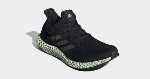 The adidas Futurecraft 4D Black Green Is Coming Out In Spring 2021 02