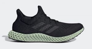 The adidas Futurecraft 4D Black Green Is Coming Out In Spring 2021 03