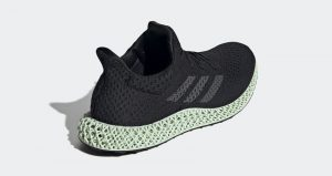 The adidas Futurecraft 4D Black Green Is Coming Out In Spring 2021 05