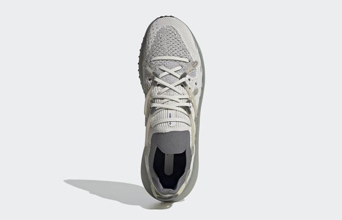 adidas 4D Fusio Aluminium Grey S42836 04