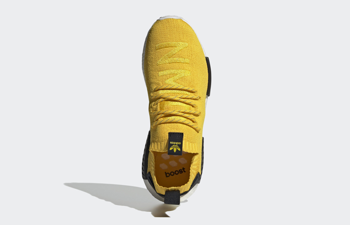 adidas NMD R1 Primeknit EQT Yellow Core Black S23749 04