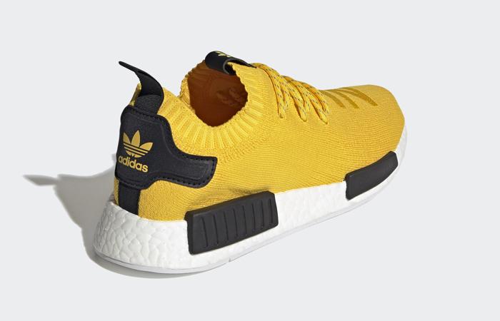 adidas NMD R1 Primeknit EQT Yellow Core Black S23749 05