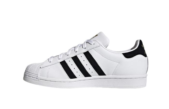 adidas Superstar Cloud White Black Womens FY4755 01