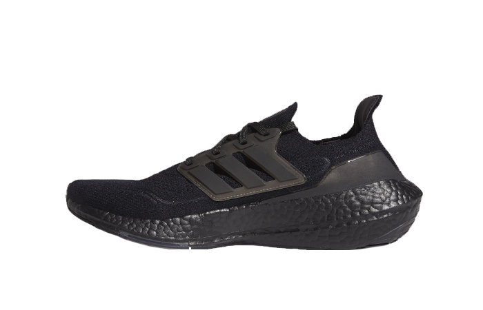 adidas Ultra Boost 21 Core Black FY0306 01