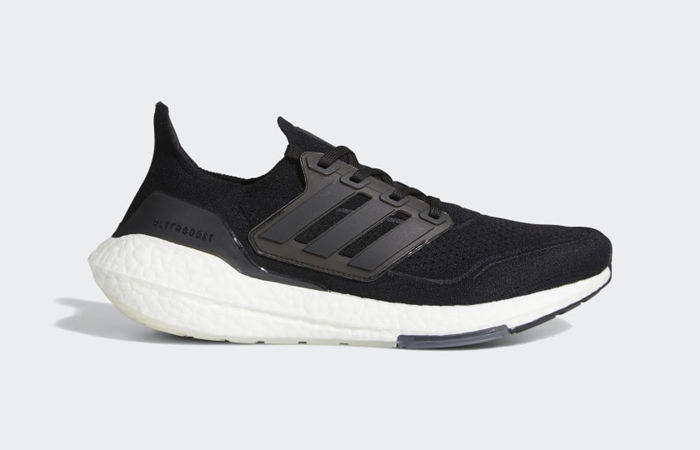 adidas Ultra Boost 21 Core Black White FY0378 03