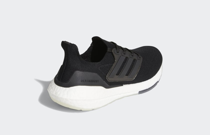 adidas Ultra Boost 21 Core Black White FY0378 05