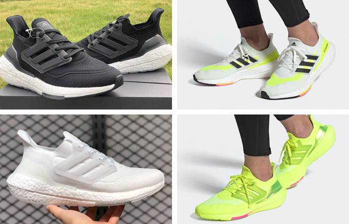 adidas Ultra Boost 21 Pack Arrives In Few Weeks To Deliver Incredible Energy Return ft