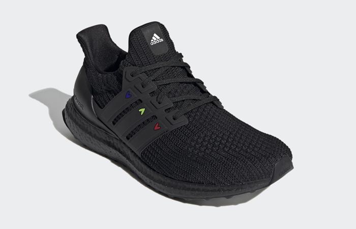 adidas Ultra Boost 4.0 DNA Core Black GZ9227 02