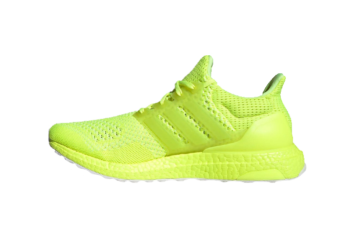 adidas Ultra Boost DNA 1.0 Solar Yellow FX7977 01