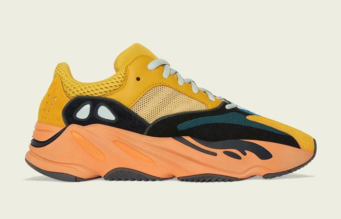 adidas Yeezy Boost 700 V1 Sun Yellow Orange GZ6984 03