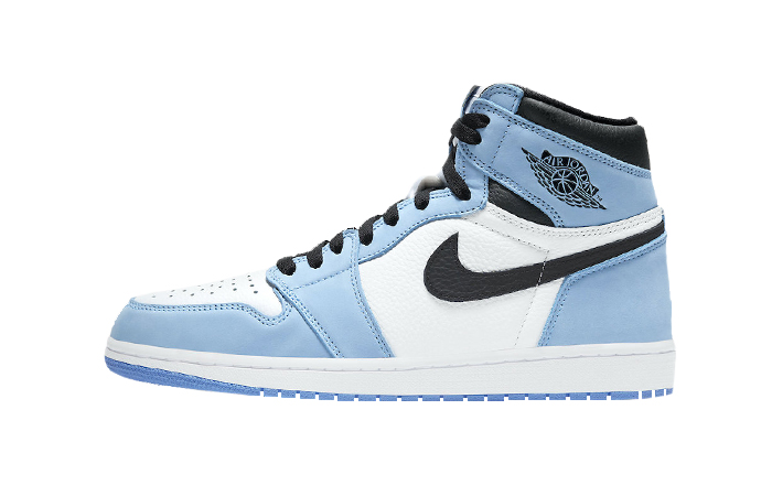 Air Jordan 1 High Black University Blue 555088-134 01