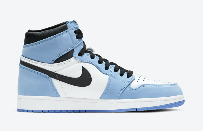 Air Jordan 1 High Black University Blue 555088-134 03
