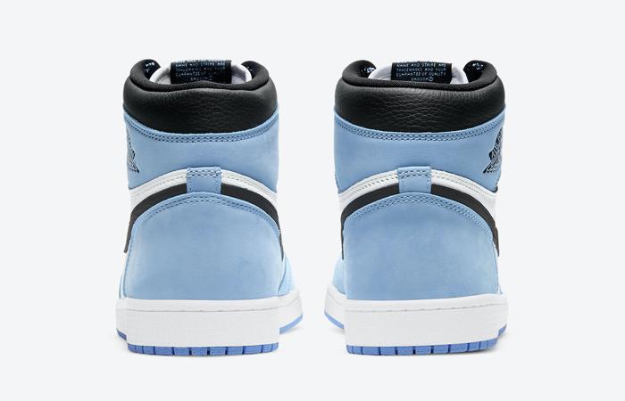 Air Jordan 1 High Black University Blue 555088-134 05