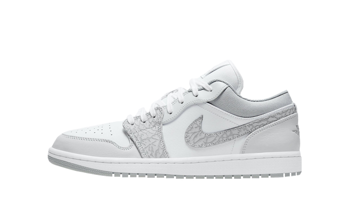 Air Jordan 1 Low Berlin Grey Elephant DH4269-100 01