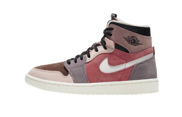 Air Jordan 1 Zoom Comfort Canyon Rust Womens CT0979-602 01