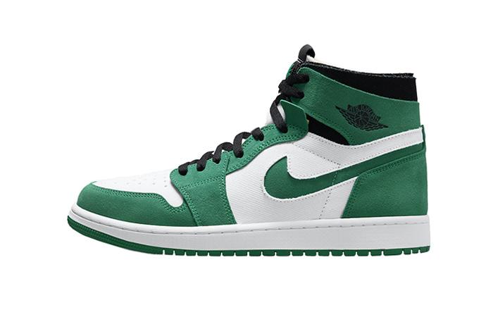 Air Jordan 1 Zoom Comfort Stadium Green Womens CT0978-300 01