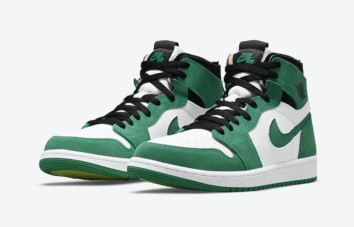 Air Jordan 1 Zoom Comfort Stadium Green Womens CT0978-300 02