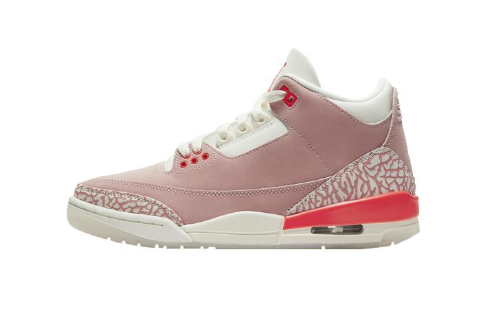 Air Jordan 3 Rust Pink Crimson Womens CK9246-600 01