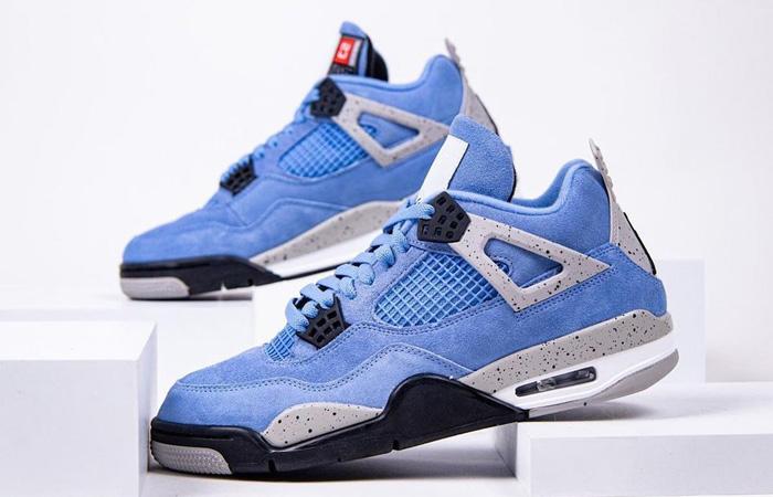 Air Jordan 4 University Blue Black CT8527-400 02