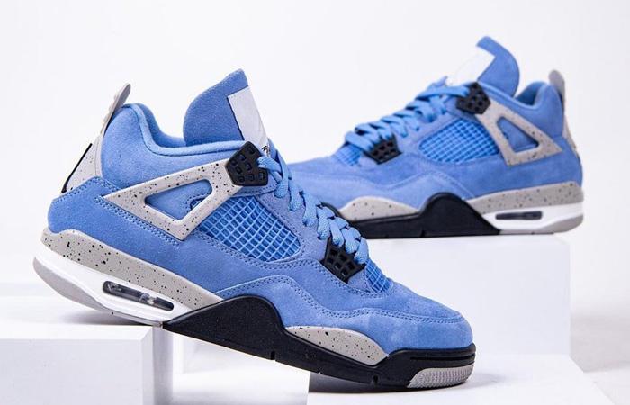 Air Jordan 4 University Blue Black CT8527-400 03