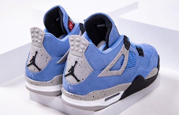 Air Jordan 4 University Blue Black CT8527-400 04