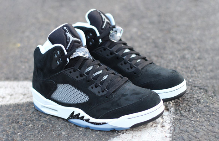 Air Jordan 5 Oreo Cool Grey CT4838-011 02