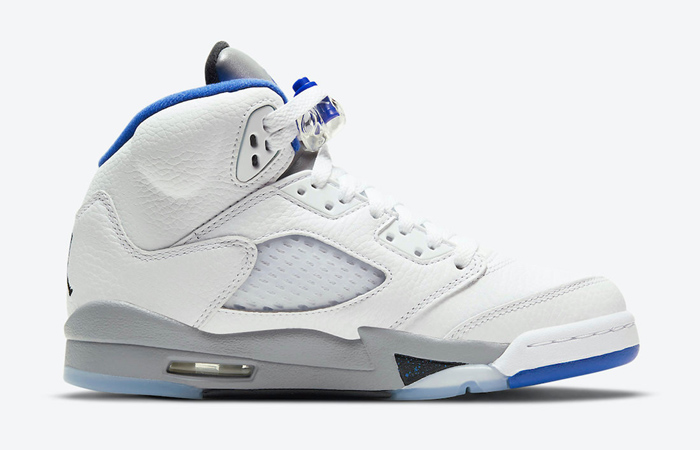 Air Jordan 5 Stealth 2.0 White Hyper Royal DD0587-140 03