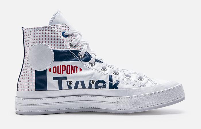 Converse Chuck Taylor 70 High White 170061C 03