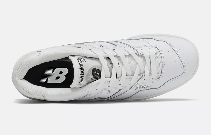New Balance 550 Neutral Grey BB550PB1 05